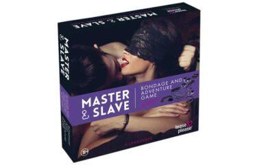 Master & Slave Bondage Spil til Par